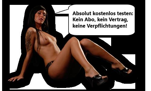 Kostenlose Anmeldung - Kontakte mit Sexchat - frivole Amateure nackt vor der Webcam